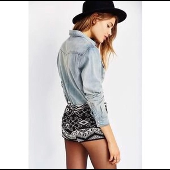 Urban Outfitters Pants - Ecote Shorts From Urban Outfitters